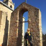 Santuari d'Argimon-Monestir de Sant Pere Cercada (La Selva). Caprici de dissabte 25.02.2017